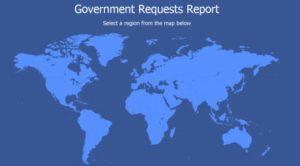 Raport Facebook: se intensifică intervenția guvernelor în rețelele sociale