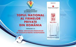 LivePR susține pentru al treilea an consecutiv Topul Național al Firmelor Private din România