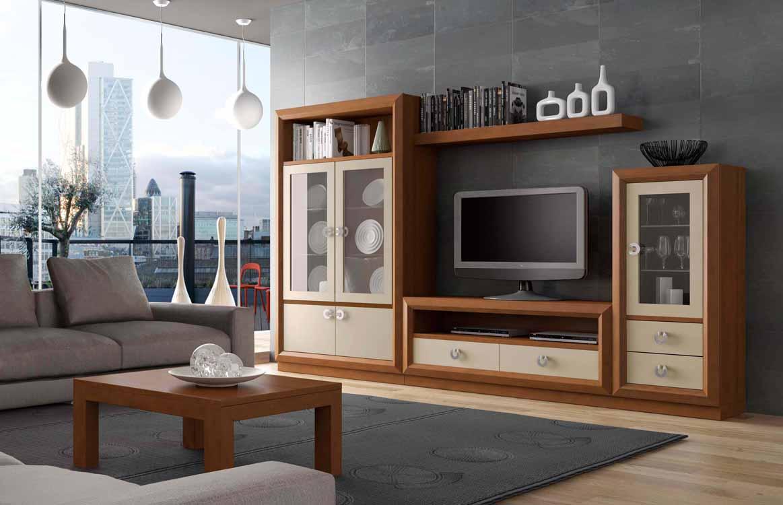 Alege vitrine living de pe henderson pentru o casa de vis - Combinar muebles en color cerezo y blanco ...
