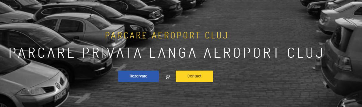 Servicii de parcare langa aeroport