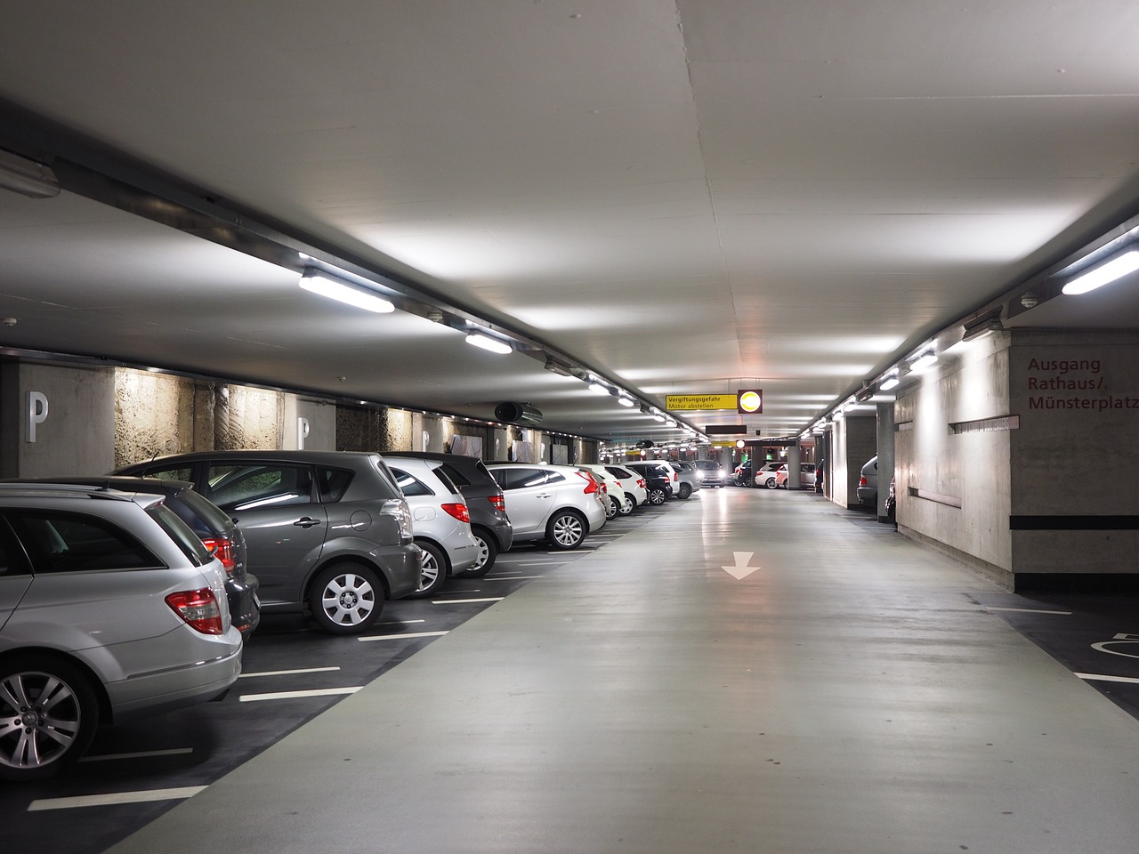Parcare privata aeroport Otopeni
