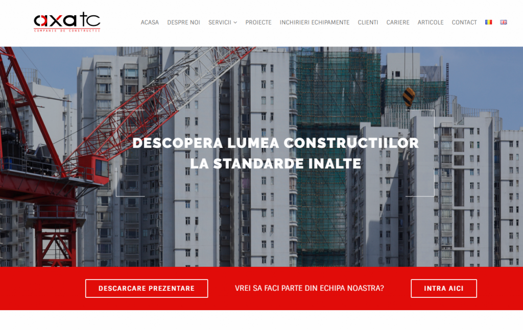 inchiriere utilaje de constructii