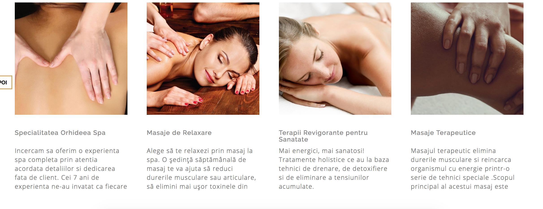 centru spa bucuresti terapii spa