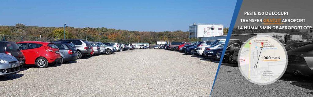 parcare privata otopeni