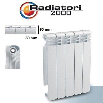 calorifer vertical aluminiu