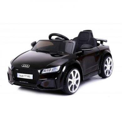 Masinuta electrica cu telecomanda Audi TT negru