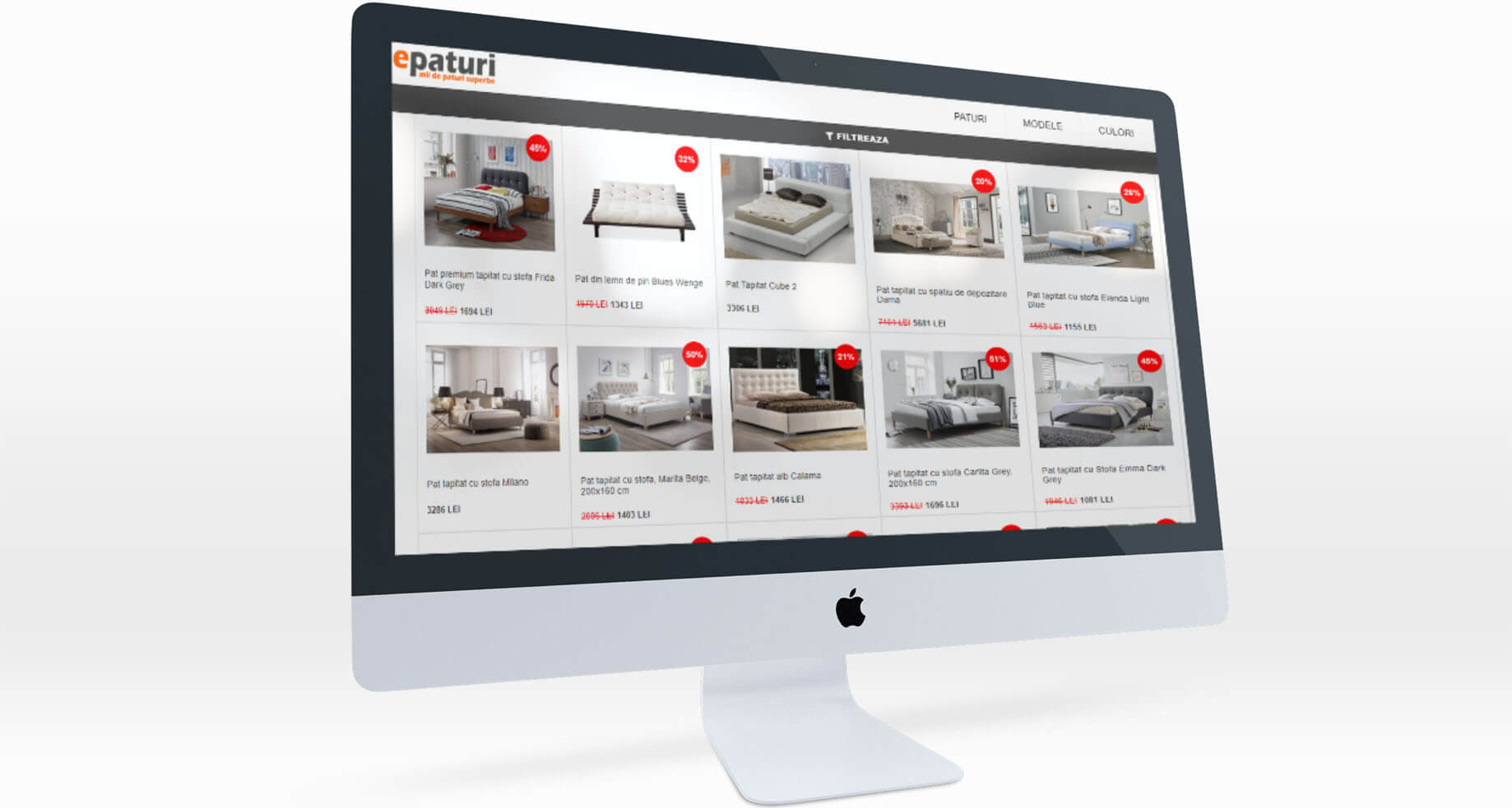 ePaturi.ro-catalogul-online-de-paturi