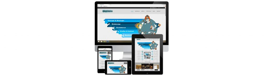 web design digiteria