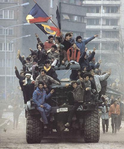 sfarsit de epoca revolutia romania 1989