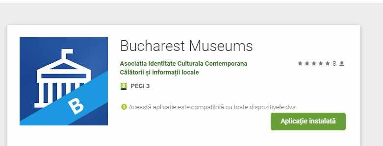 aplicatie muzee bucuresti cluj asociatia ientitate culturala contemporana aicc