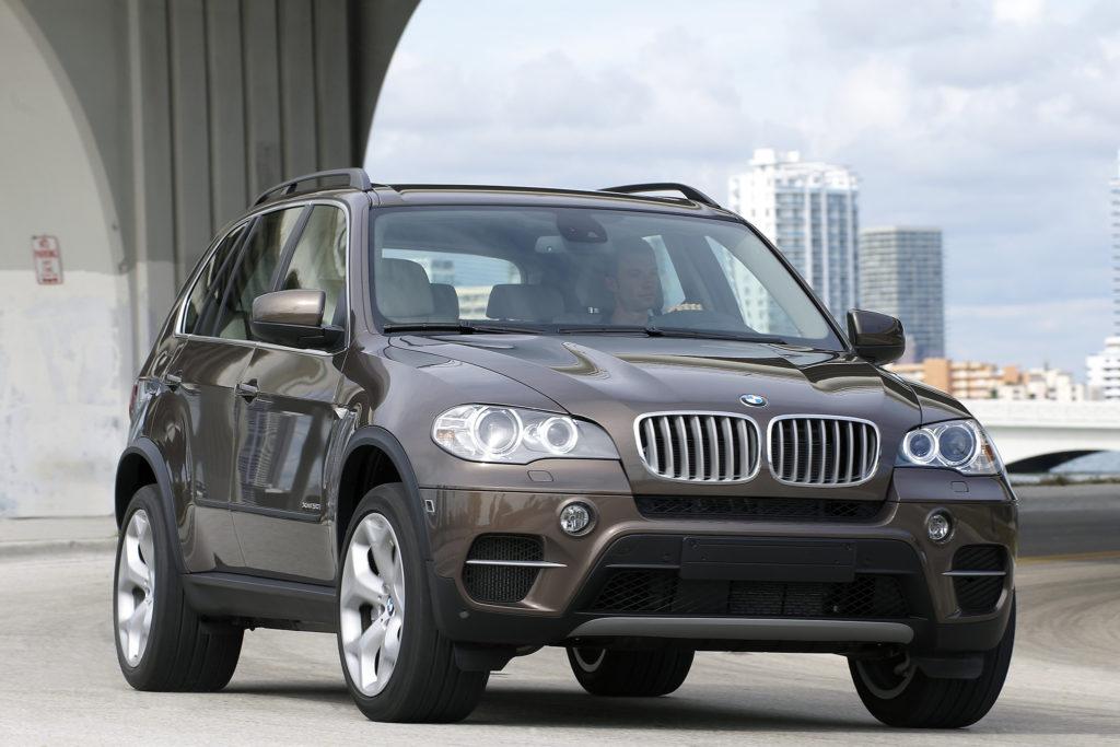 BMW X5 de inchiriat