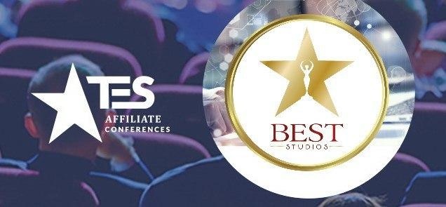 Tes Affiliate Conferences Invita Best Studios la eveniment