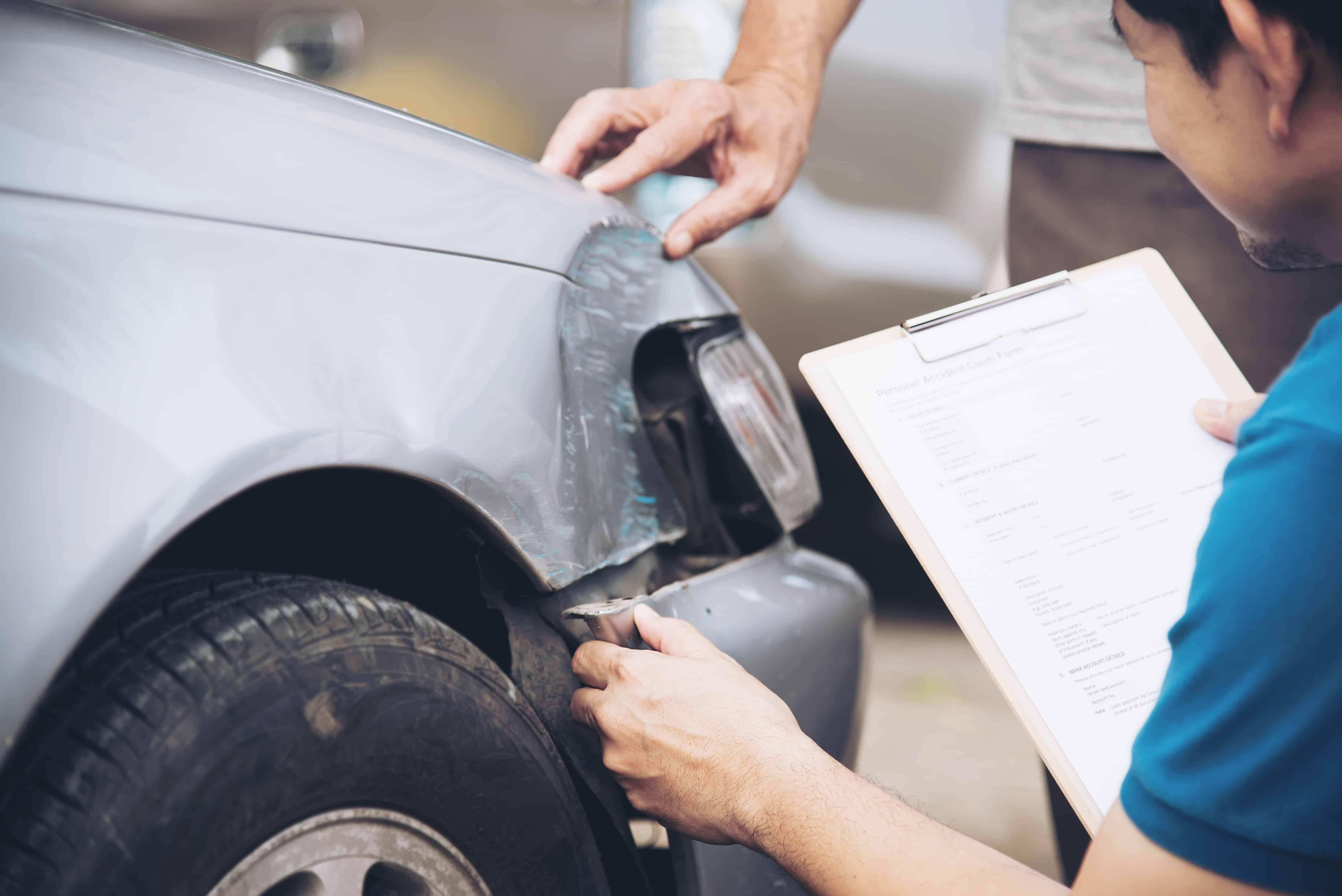 Cum afli daca masina dorita a avut accidente in trecut
