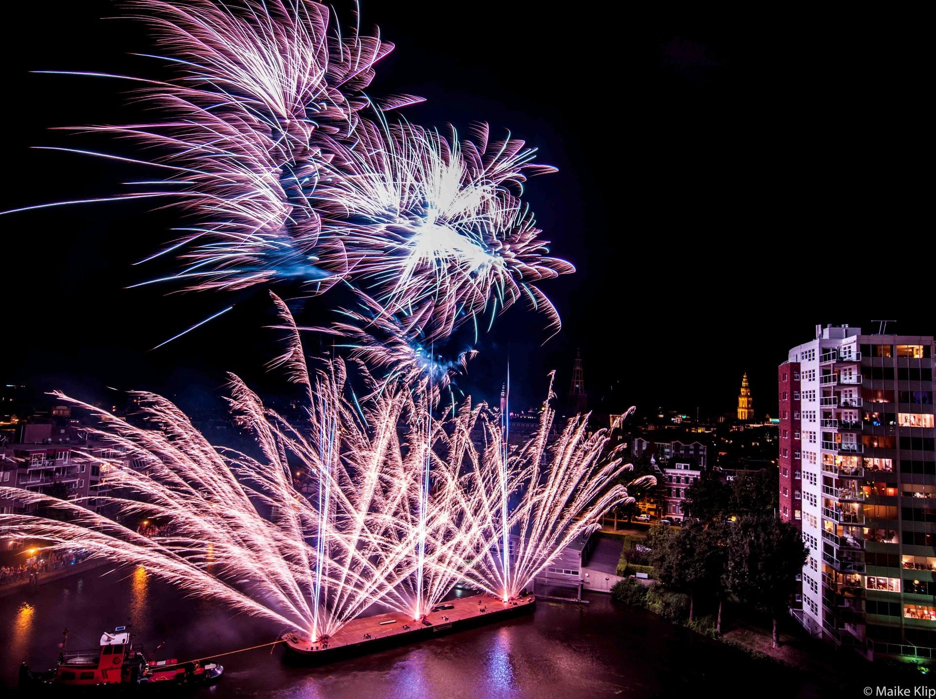 artificii-romania