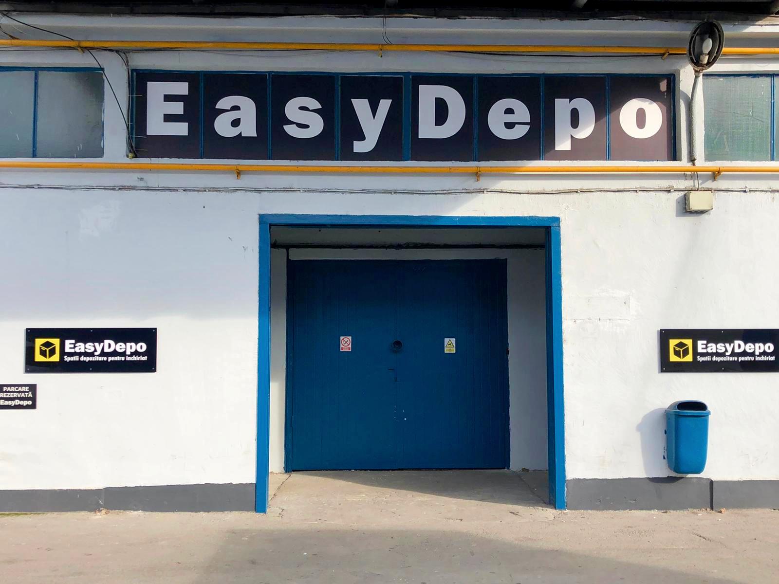 spatii depozitare Easydepo