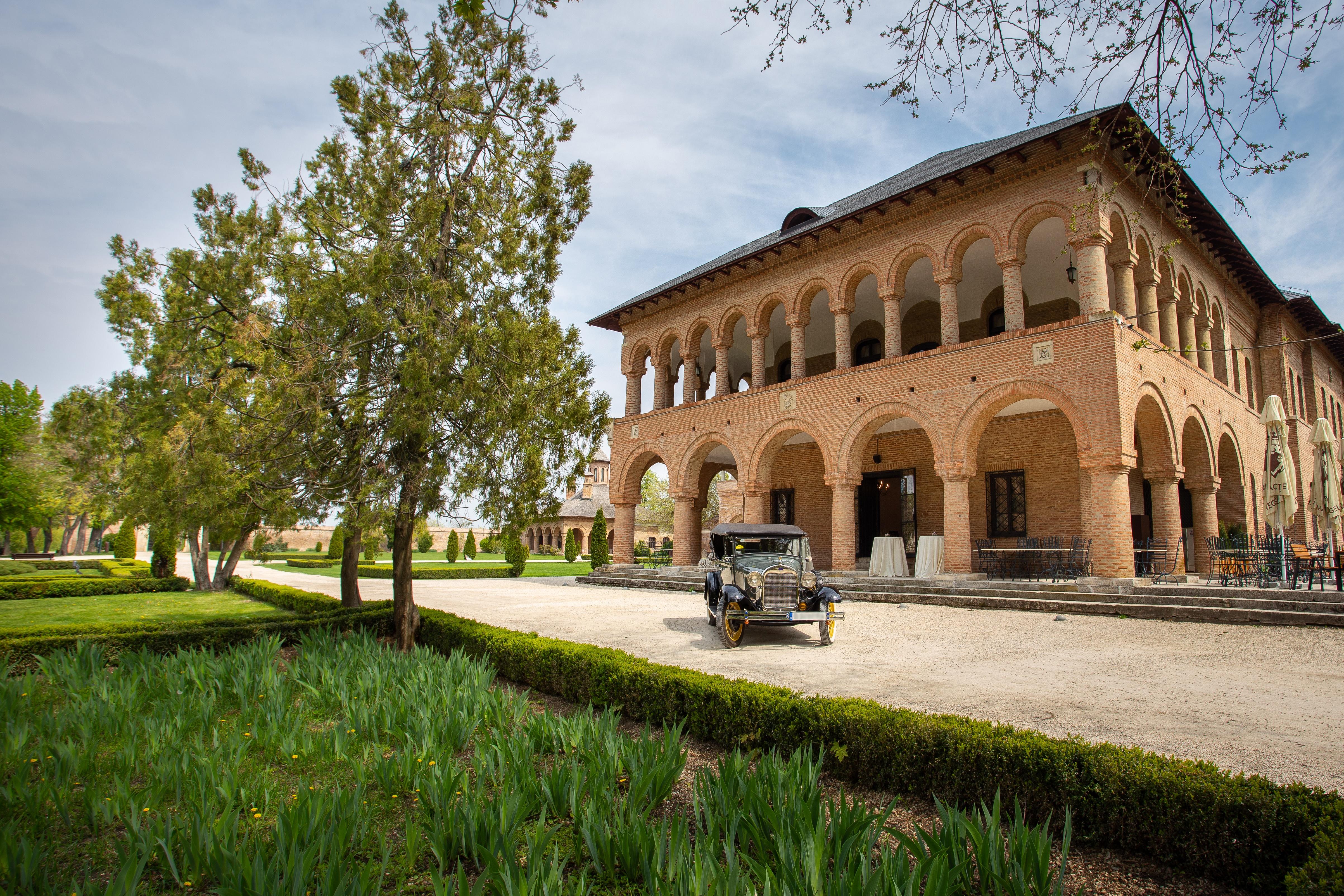 botezul la Palatul Mogosoaia