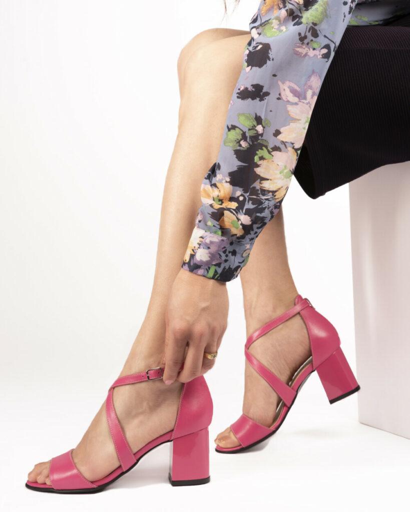 sandale de dama din piele naturala direct de la producator