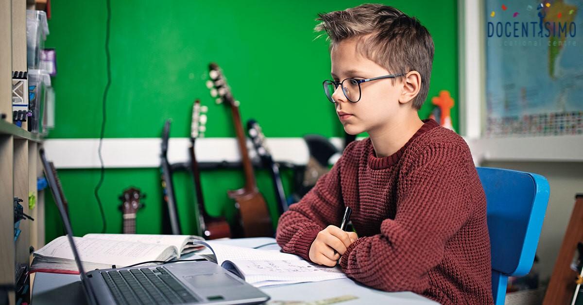 cursuri de limba engleza online pentru copii de la docentisimo