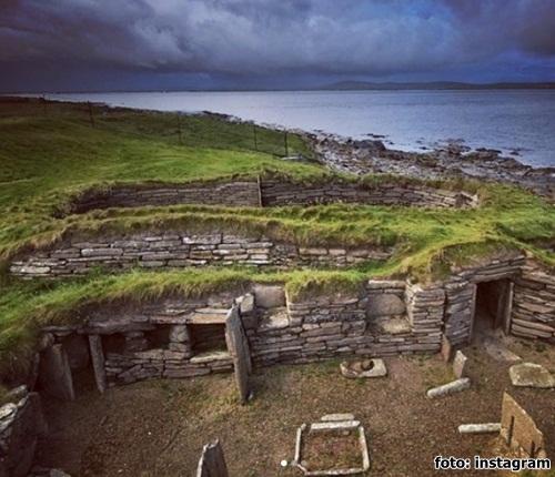 Unde a fost descoperita cea mai veche casa din lume?