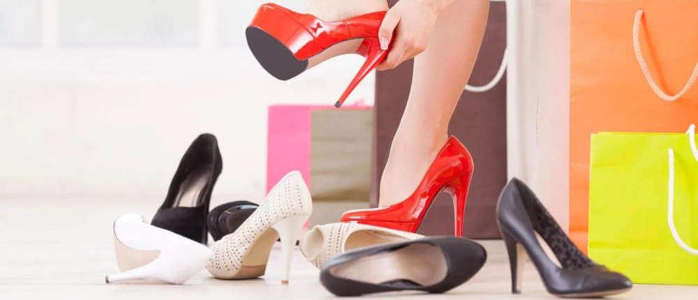 Toate tipurile de pantofi cu toc